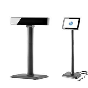 poll display point of sale (pos) & pos accessories Point of sale (POS) & POS Accessories poll