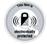 EAS Labels rfid RFID & EAS Solutions by Checkpoint 2933 EP Tamper Tag