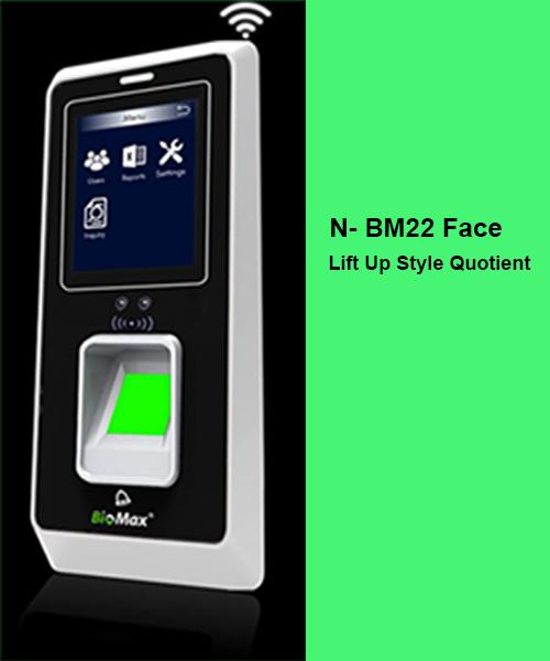 N-BM22 biometric Biometric Systems N BM22 Face