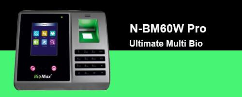 N-BM60W PRO biometric Biometric Systems N BM60W PRO