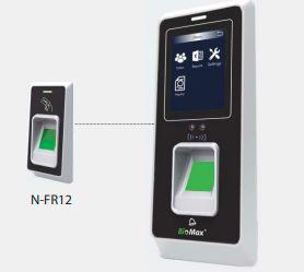 N- BM22 FACE biometric Biometric Systems b2