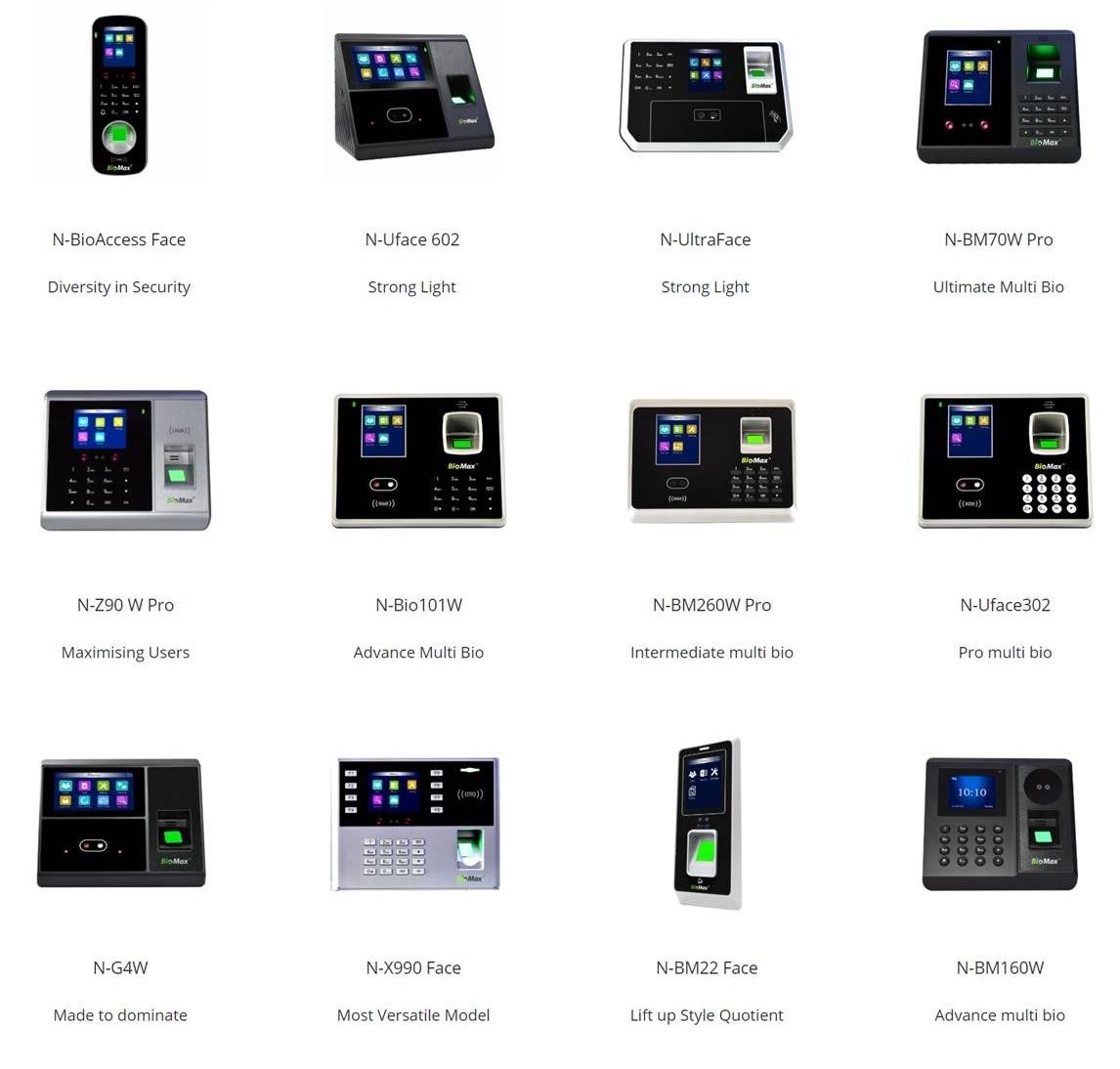biomax biometric Biometric Systems biomax full