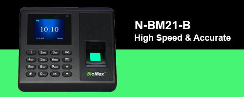 Fingerprint Time and attendance system biometric Biometric Systems new