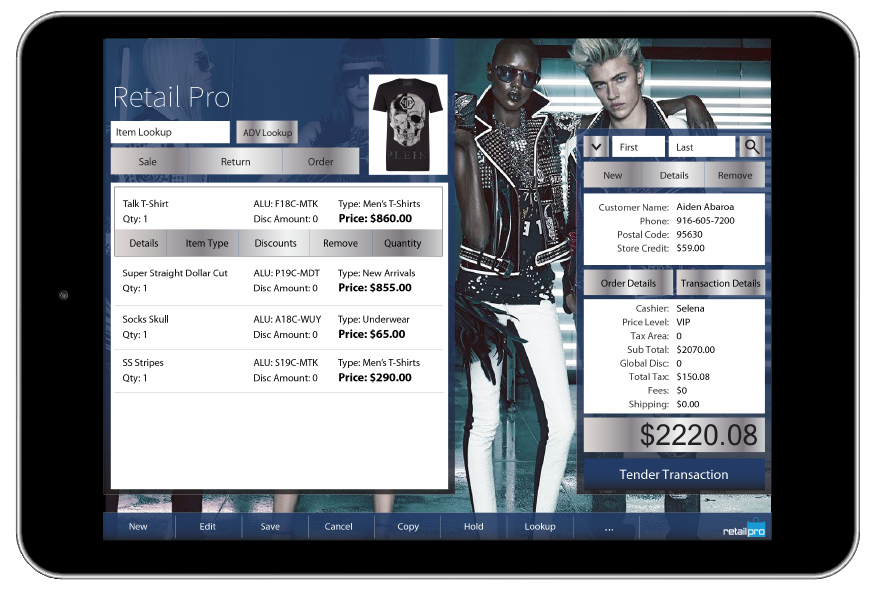 Retail Pro pos system Quick Guide to POS System- Here's What Really Matters in Point Of Sale Systems Retail Pro mobile point of sale